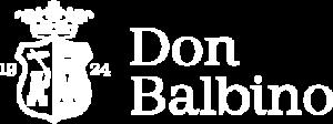 Logo Don Balbino Blanco